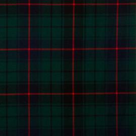 Davidson Clan Modern Tartan Fabric Material Medium Weight
