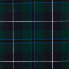 Douglas Tartan Fabric Material Medium Weight
