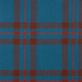 Elliot Ancient Tartan Fabric Material Medium Weight