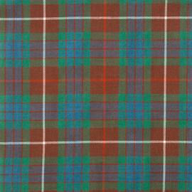 Fraser-Hunting-Ancient Tartan Fabric Material Medium Weight
