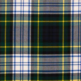Gordon Dress Modern Tartan Fabric Material Medium Weight