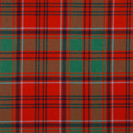 Grant Ancient Tartan Fabric Material Medium Weight
