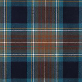 Holyrood Modern Tartan Fabric Material Medium Weight