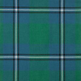 Irvine Ancient Tartan Fabric Material Medium Weight