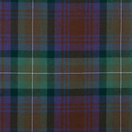 Isle Of Skye Tartan Fabric Material Medium Weight