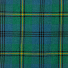 Johnstone Ancient Tartan Fabric Material Medium Weight