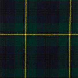 Johnstone Modern Tartan Fabric Material Medium Weight