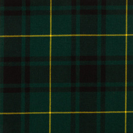 Macarthur Modern Tartan Fabric Material Medium Weight