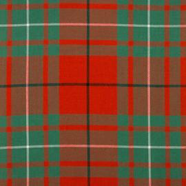 Macauley Ancient Tartan Fabric Material Medium Weight