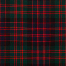 Macdonald Clan Modern Tartan Fabric Material Medium Weight