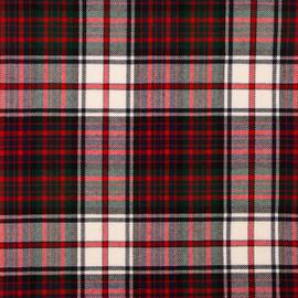 Macdonald Dress Modern Tartan Fabric Material Medium Weight