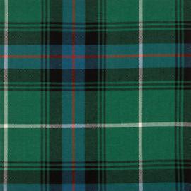 Macdonald Of The Isles Hunting Ancient Tartan Fabric Material Medium Weight