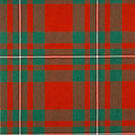 Macgregor Ancient Tartan Fabric Material Medium Weight