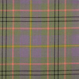 Taylor Ancient Tartan Fabric Material Medium Weight