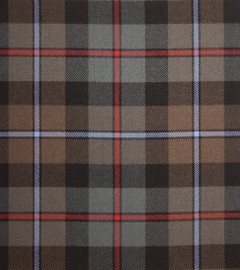 Campbell of Cawdor Weathered Heavy Weight Tartan