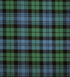 Campbell Old Ancient Heavy Weight Tartan