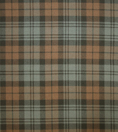 Campbell Old Weathered Heavy Weight Tartan