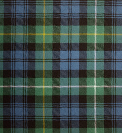Campbell of Argyll Ancient Heavy Weight  Tartan