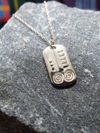Celtic Astrology Pendant