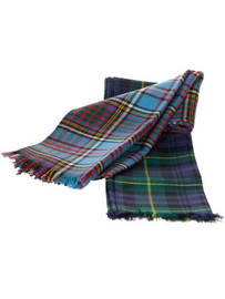 Specialty Tartan Tie Weight Scarves