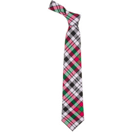 Borthwick Modern  Tartan Tie