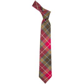 Buchanan Old Weathered  Tartan Tie