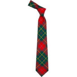 Burnett Modern  Tartan Tie