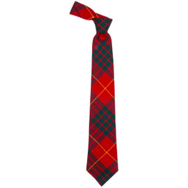 Cameron Clan Modern  Tartan Tie