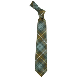 Campbell Of Argyle Weathered  Tartan Tie