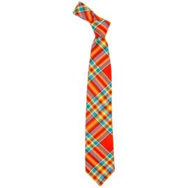 Chattan Clan Ancient  Tartan Tie