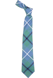 Douglas Ancient Scottish Tartan Plaid Tie For Men | 100% Worsted Wool | Made in Scotland