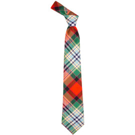 Dundee Old Ancient  Tartan Tie