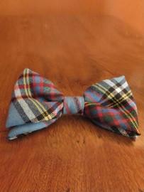 Tartan Bow Tie / Self Tie