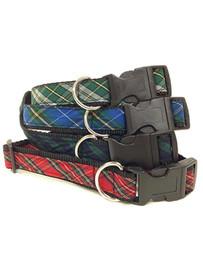 MacRuff Tartan Dog Collar