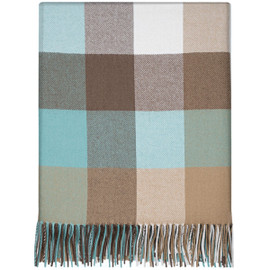 Dornie Opal Lambswool Blanket
