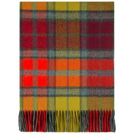Buchanan Berry Lambswool Blanket
