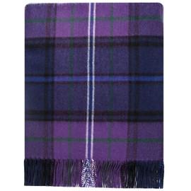 Scotland Forever Lambswool Blanket