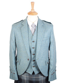 Lovat Blue Jacket and Vest