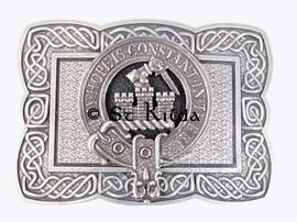 MacDonald of ClanRanald Belt Buckle