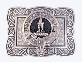 MacDowall Belt Buckle