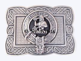 MacFarlane Belt Buckle