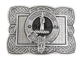 MacKay Belt Buckle