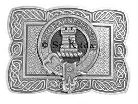 MacLean Belt Buckle