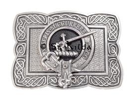 MacMillan Belt Buckle