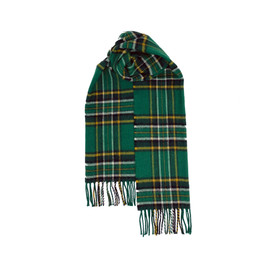 Irish National Tartan Scarf