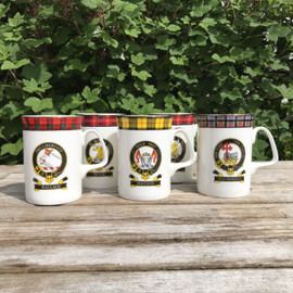 Clan Bone China Mugs