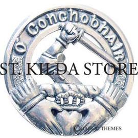O'Conor 036 Badge