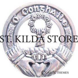 Connolly 007 Badge
