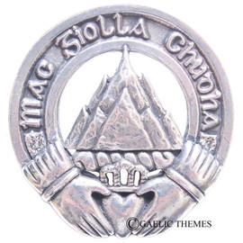 MacGillcuddy 025 Badge