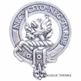 Bannatyne - 156 Badge